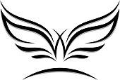 Wings emblem