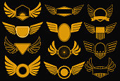 wings gold collection