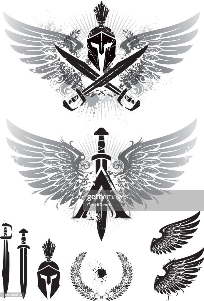 wings of Sparta