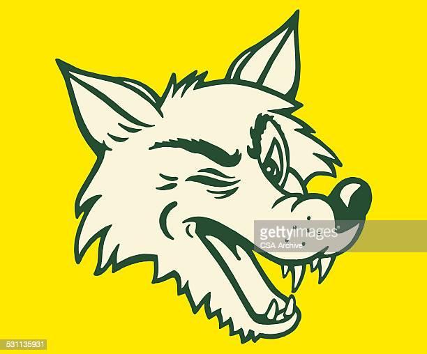 60点のオオカミのイラスト素材クリップアート素材マンガ素材