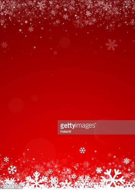 winter hintergrund - roter hintergrund stock-grafiken, -clipart, -cartoons und -symbole