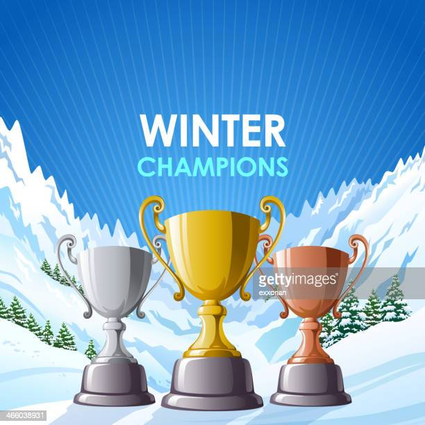Winter Champions Trophies