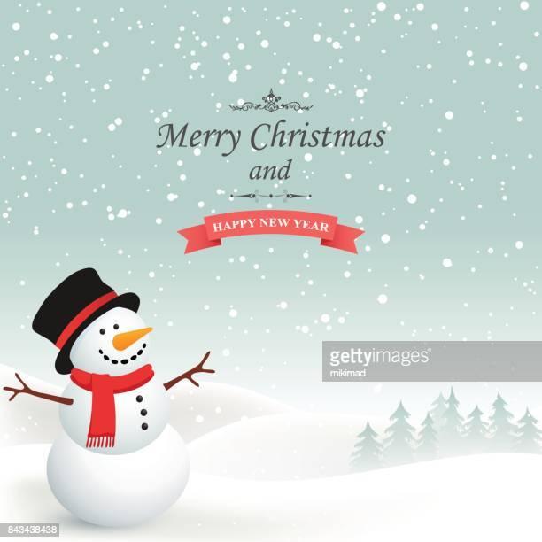 Winter Weihnachten Hintergrund