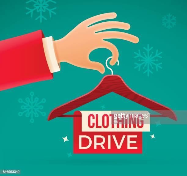 Winter Holiday Clothing Drive