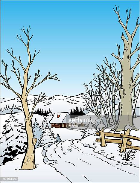 Invierno landcape
