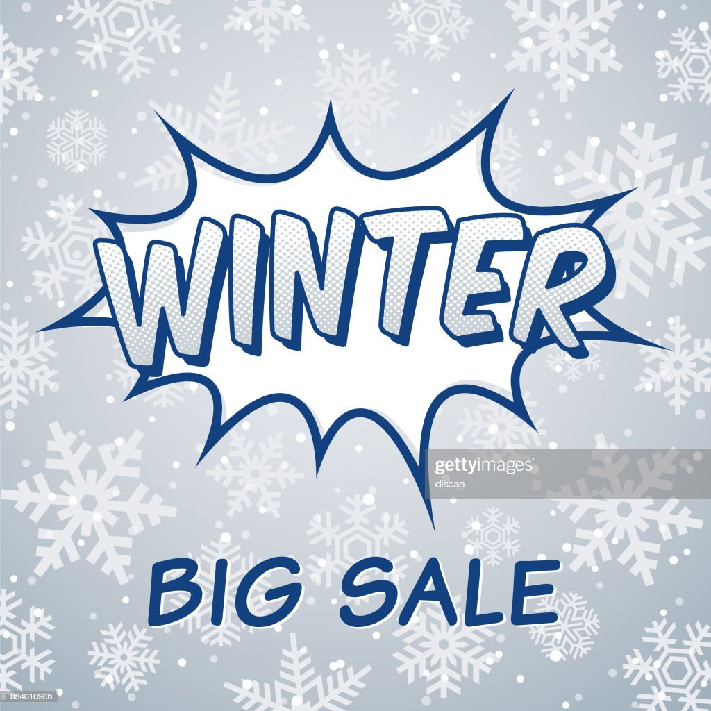 Winter Sale Banners Boxing Day Banners