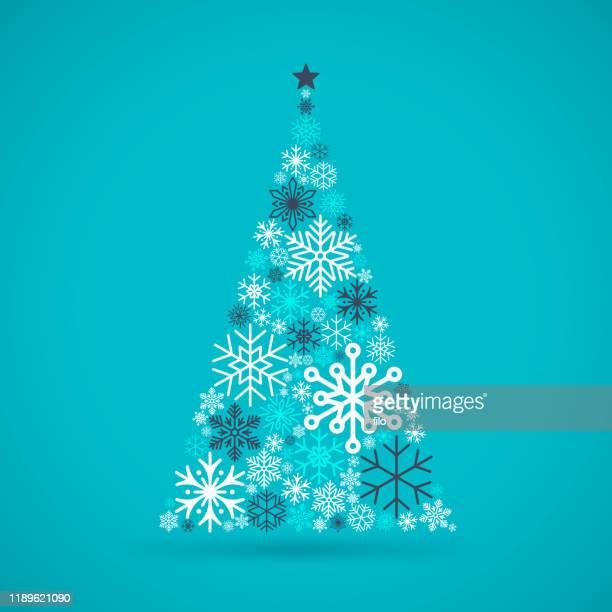 illustrations, cliparts, dessins animés et icônes de arbre de neige d'hiver - arbre sans feuillage