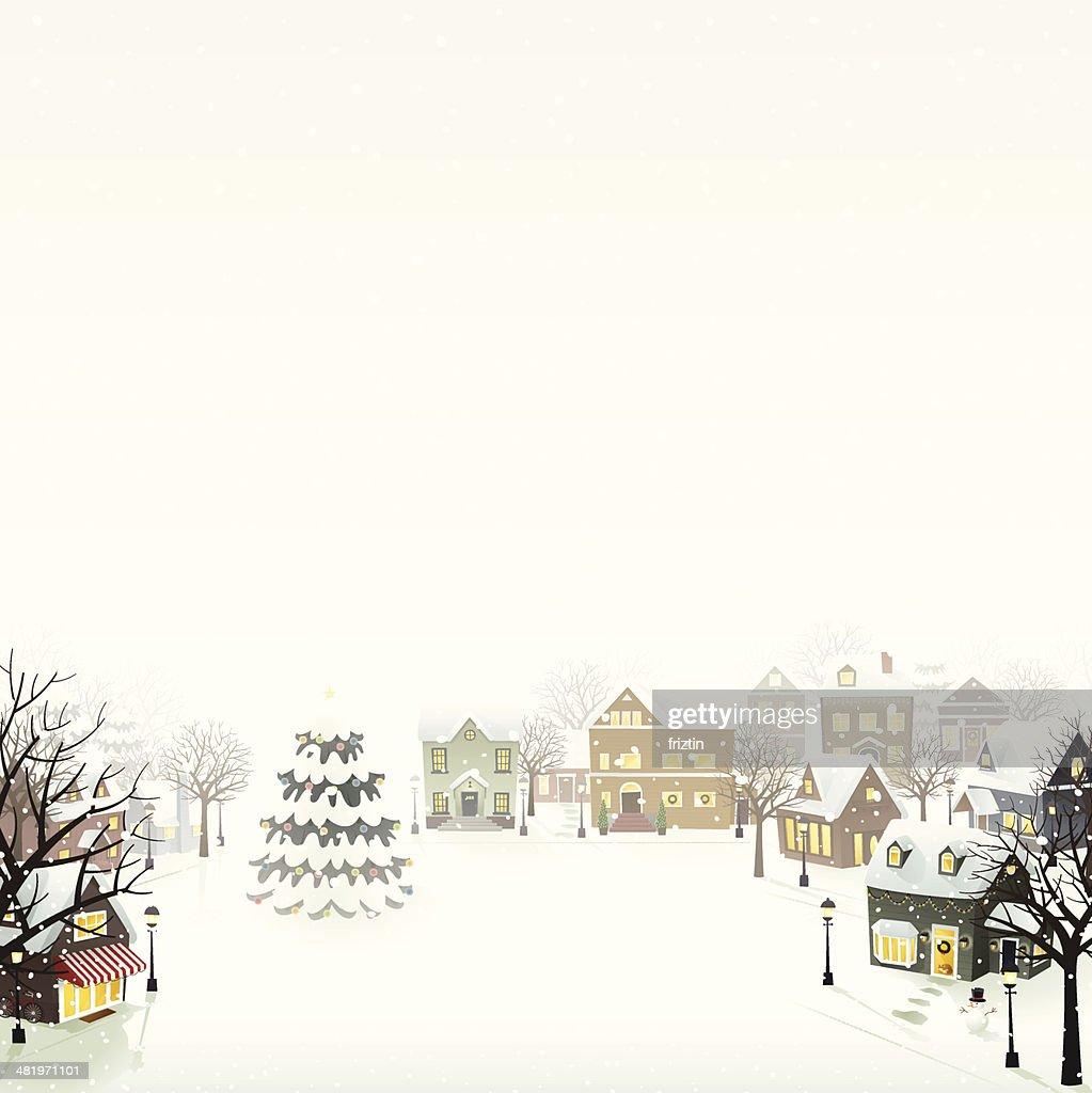 Winter Village - EPS8