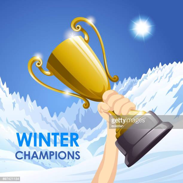 Winter Winner Trophy