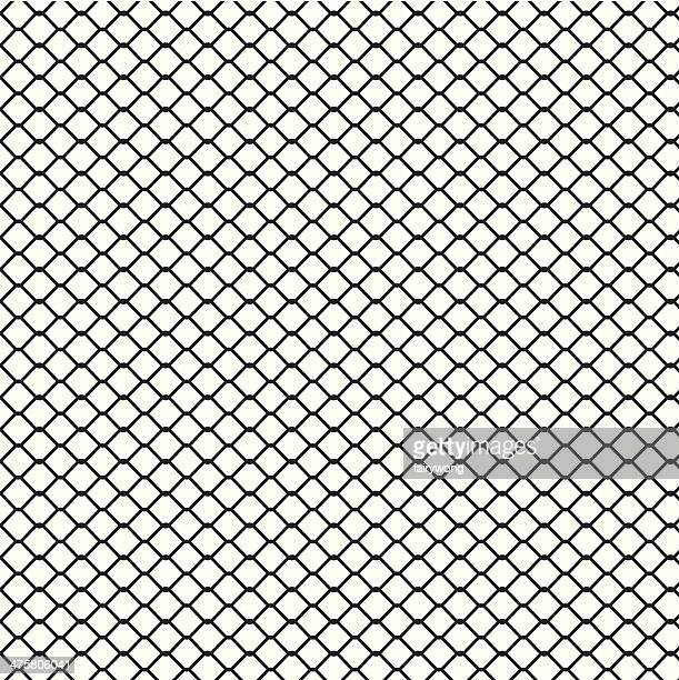 wire fence background - wire mesh fence stock illustrations