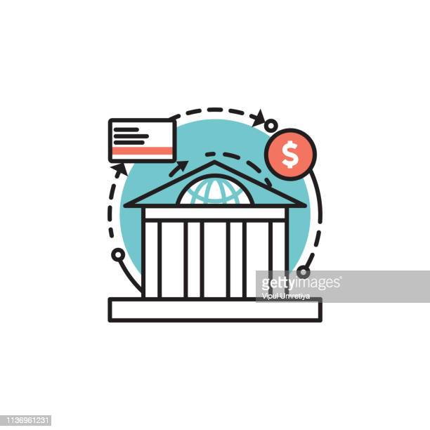 wire transfer icon - transfer image stock illustrations