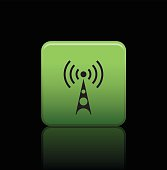 wireless button icon