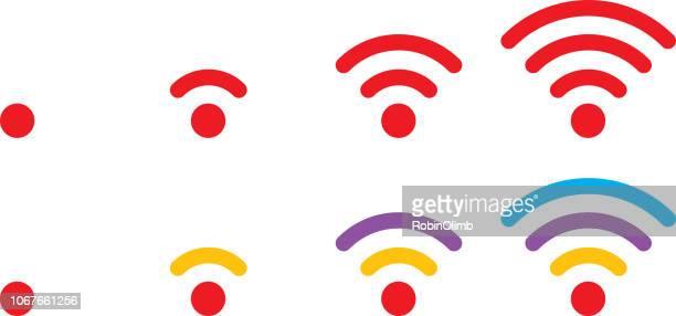 Symboles sans fil