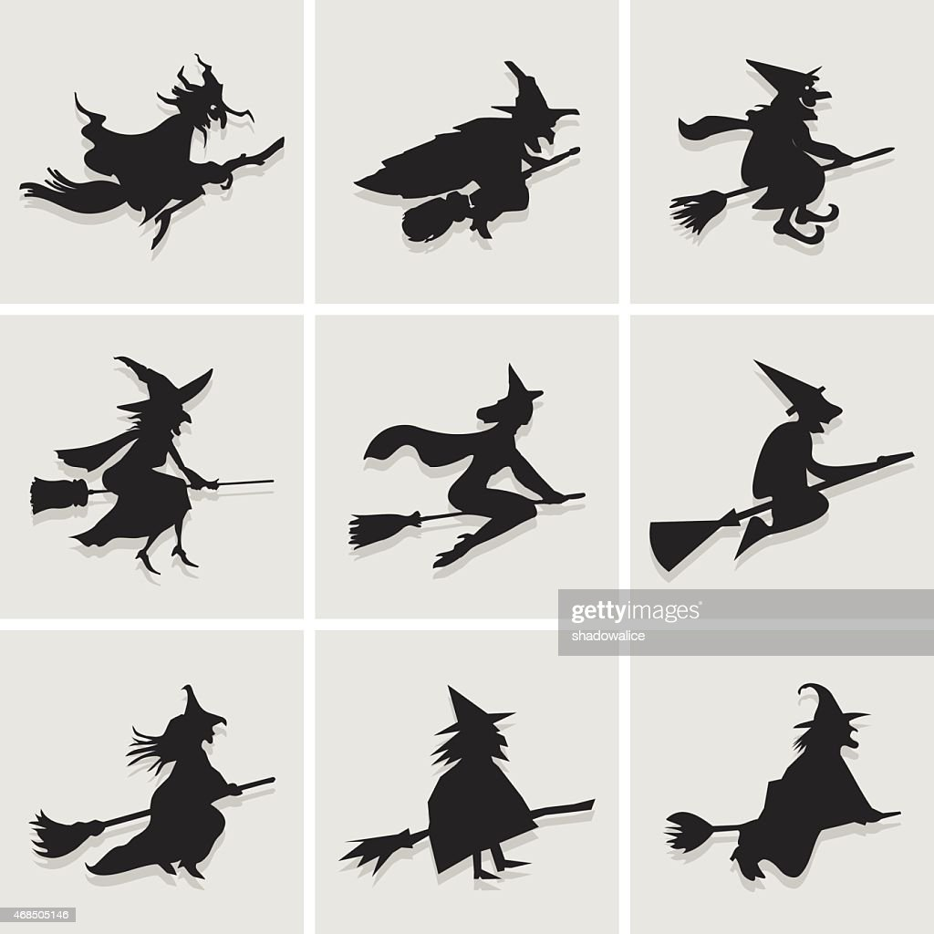 witch icon great for any use. Vector EPS10.