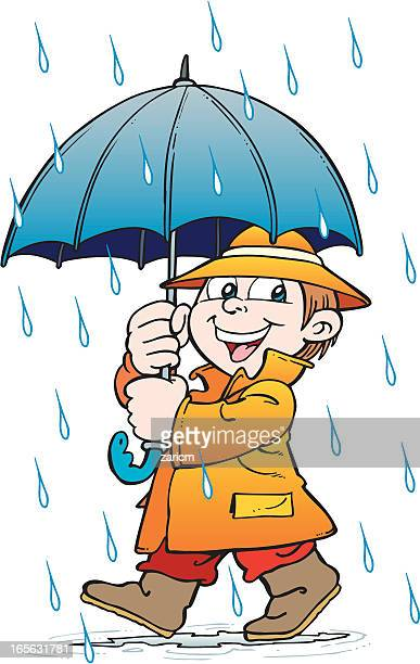 with umbrella - religious dress stock illustrations, clip art, cartoons, & icons