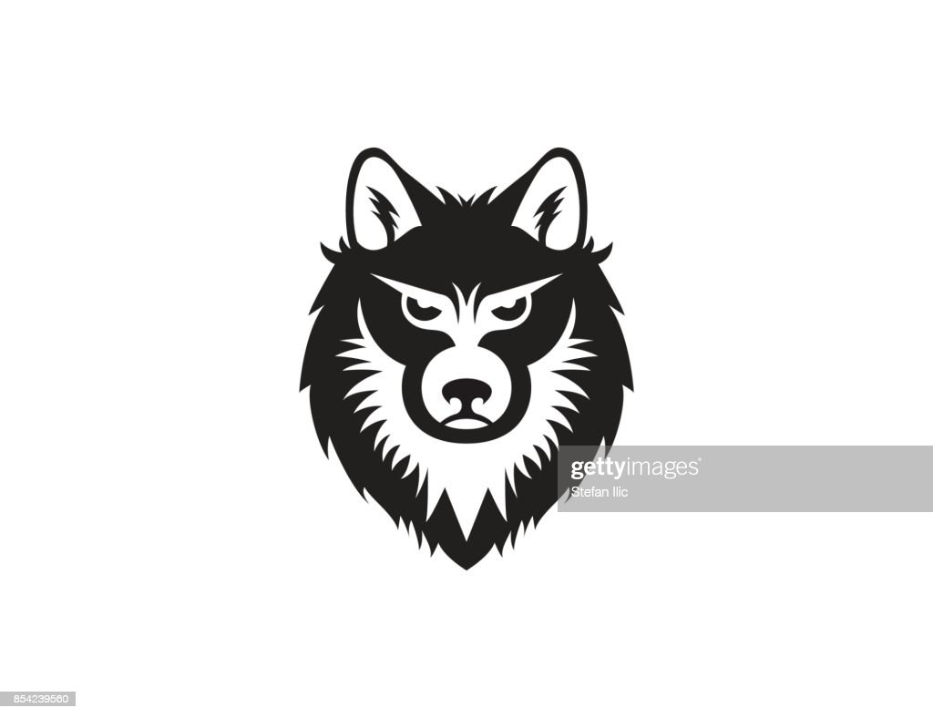 Wolf Icon High Res Vector Graphic Getty Images Made a few wolf icons because i was bored and wanted to play around on photoshop. https www gettyimages com detail illustration wolf icon royalty free illustration 854239560