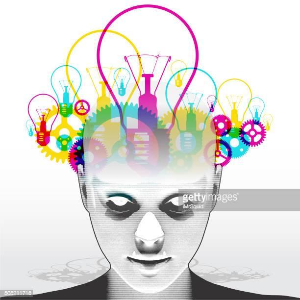Woman - Brainstorming Ideas