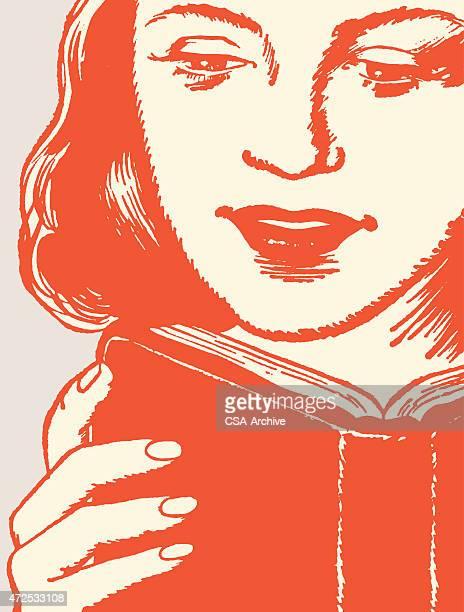 30 Meilleurs Personne Entrain De Lire Un Livre Illustrations