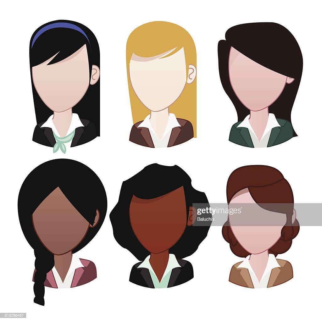 Women Avatar