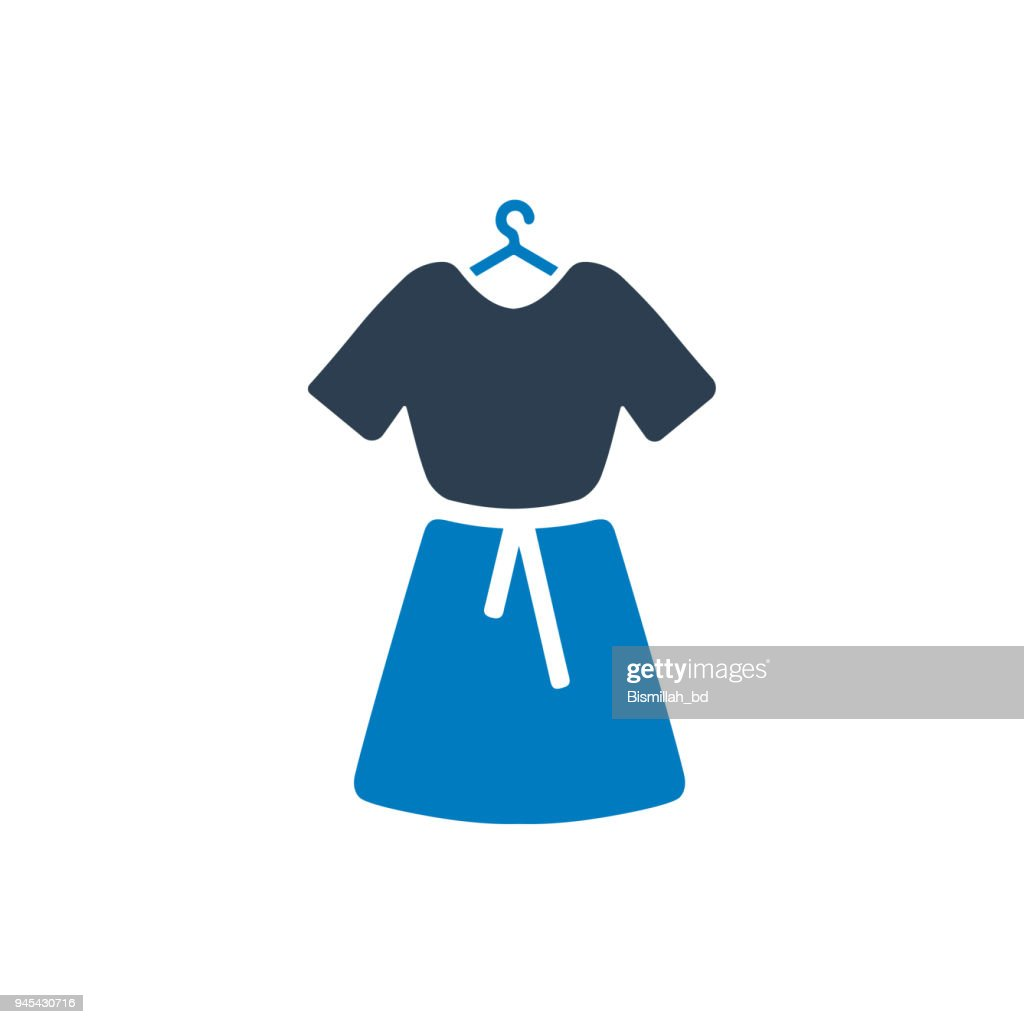 Women Clothing Icon