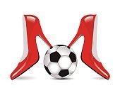 Women football,