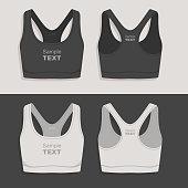 Women sport bra