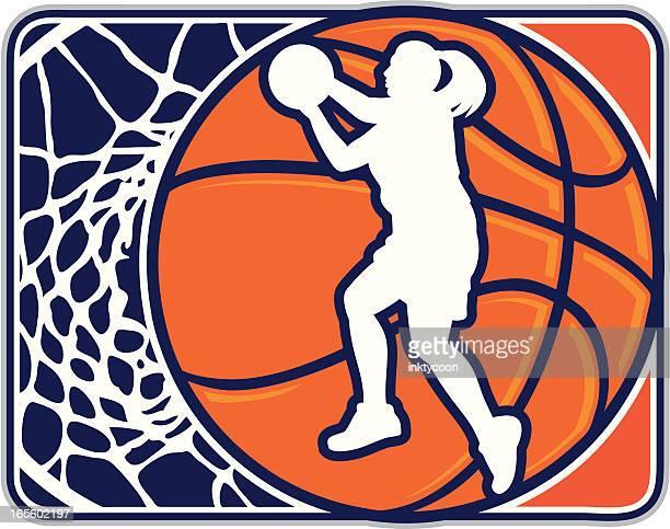 Women's basketball design