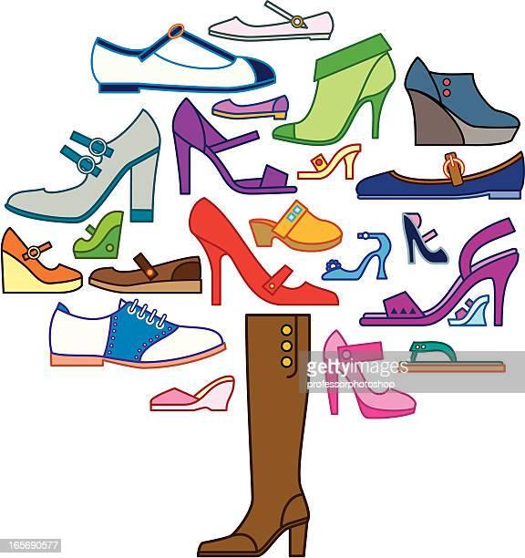Women's Shoe Tree