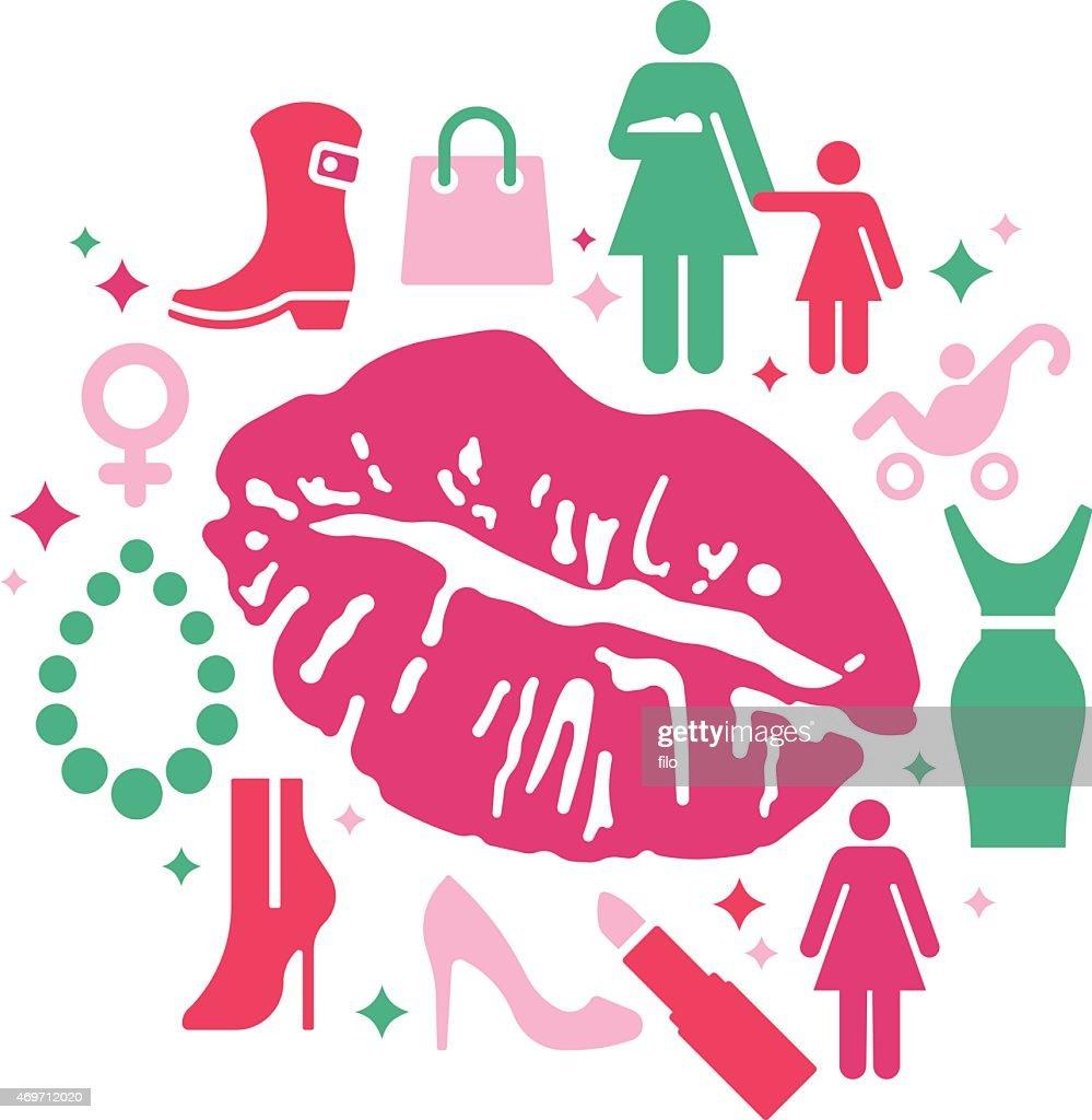 Women's Symbols and Concepts