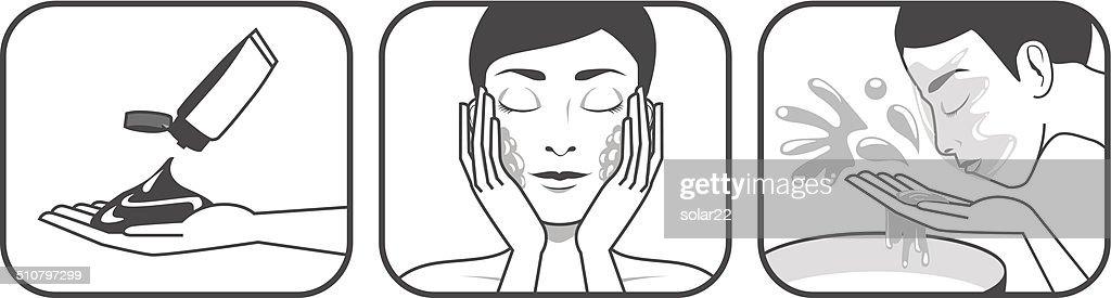 Women-Wash-Face-Gray-Color