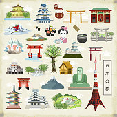 wonderful Japan travel collections