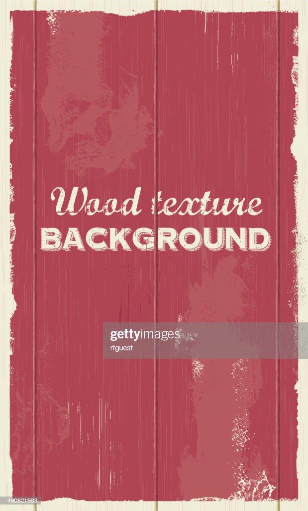 Wood Background - Wooden vector texture effect