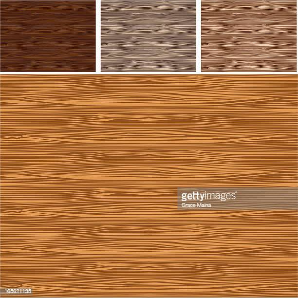 wood backgrounds - vector - floorboard stock illustrations, clip art, cartoons, & icons