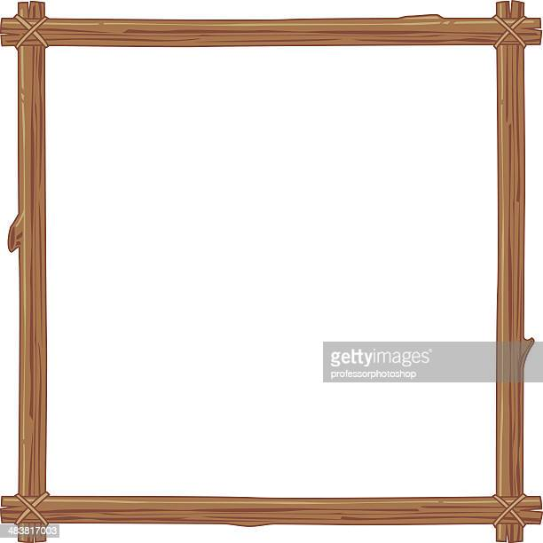Wood Branch Frame