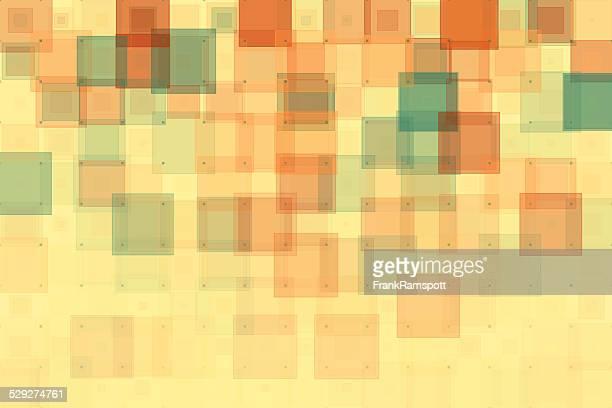 wood geometrische quadrate-muster - frankramspott stock-grafiken, -clipart, -cartoons und -symbole