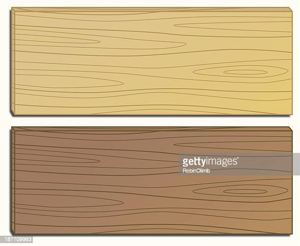 wood planks - cedar tree stock illustrations, clip art, cartoons, & icons