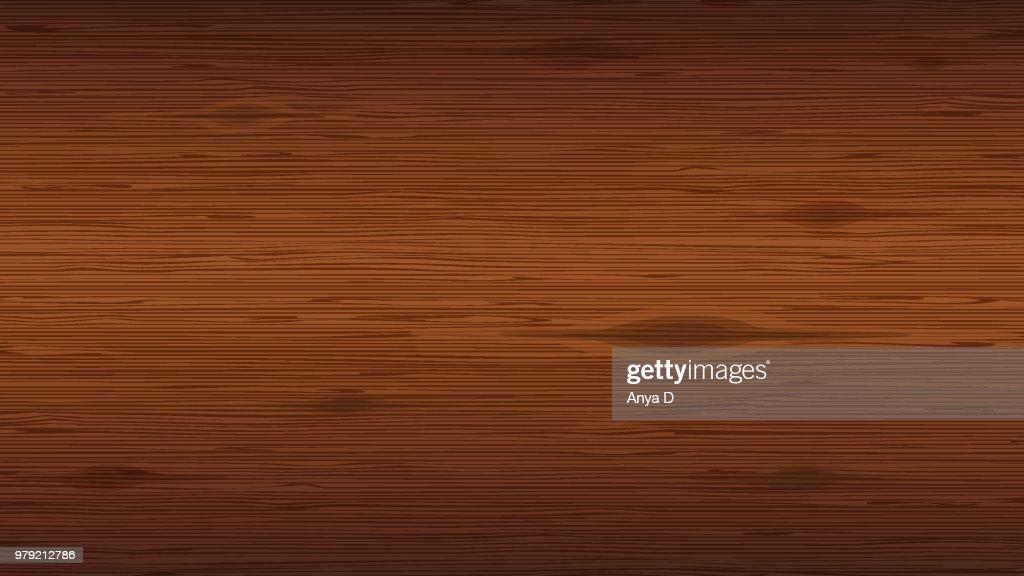 Wood texture background. Vector print