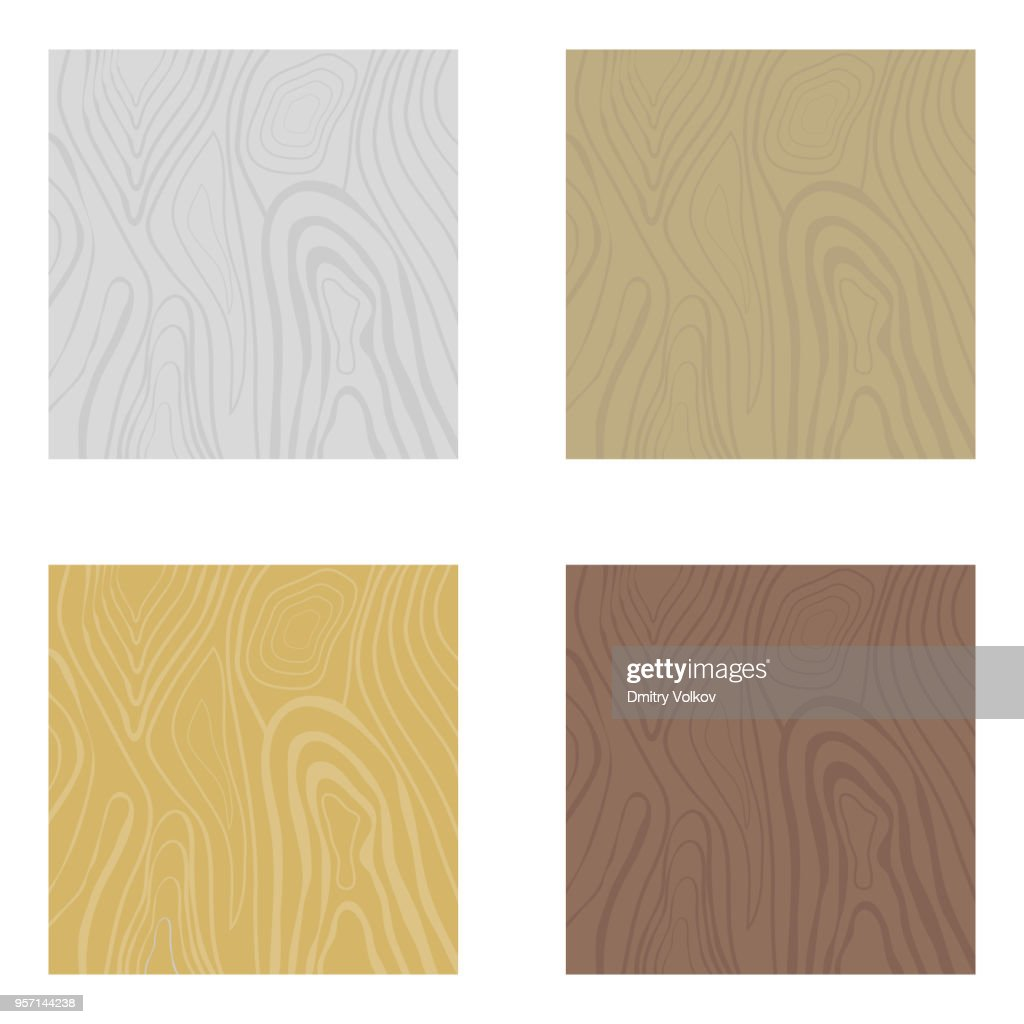 Wood textures, a set of realistic wood textures. Cross section of the tree.