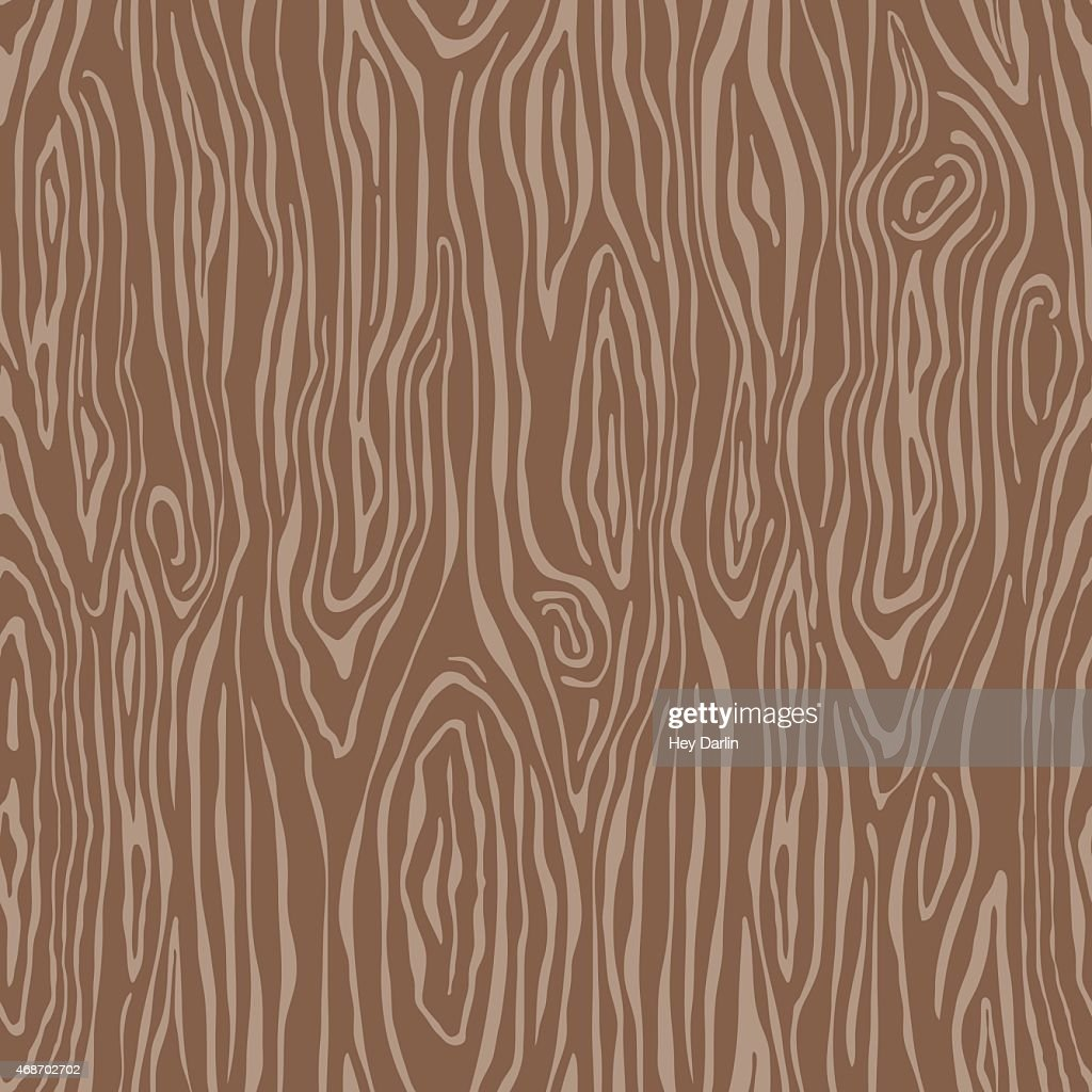 Woodgrain Seamless Pattern