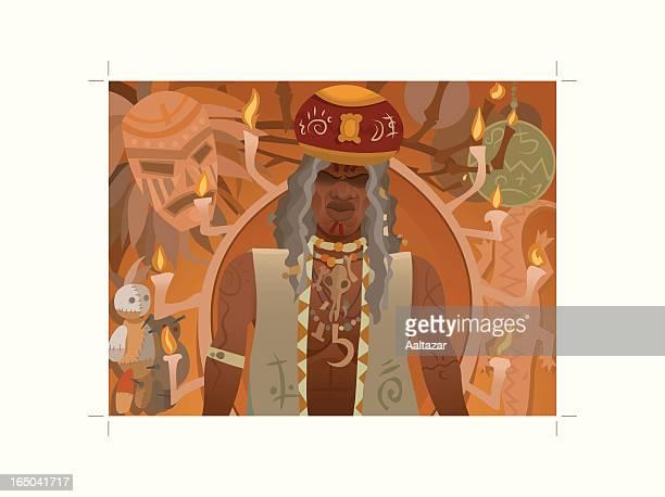 Woodoo Priest