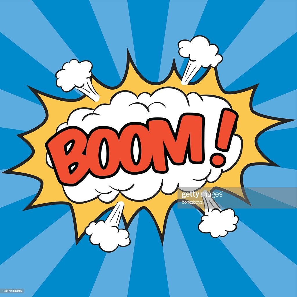 BOOM! - Wording Sound Effect