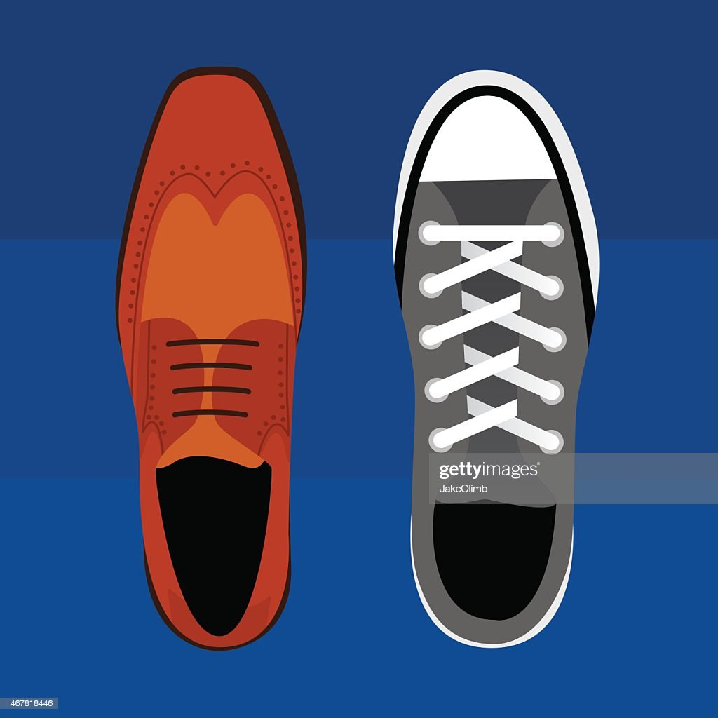 Work Life Social Life Shoes