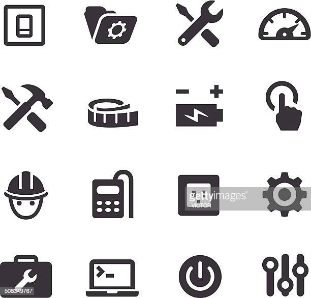 Work Tool Icons - Acme Series