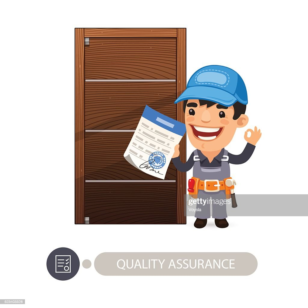 Worker and Door Quality Assurance