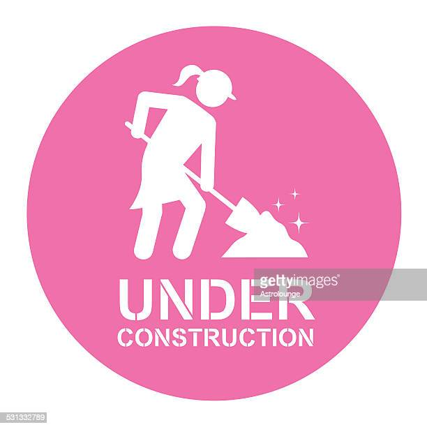 worker women - occupational safety and health stock illustrations, clip art, cartoons, & icons