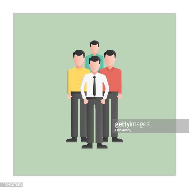 Icône de groupe de travail