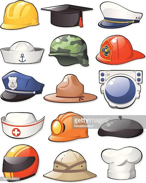 Die Hüte Set