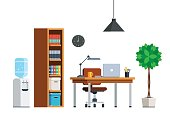 Workplace interior furniture