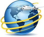 world airplane