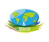 World Autism Awareness Day design